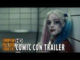 SUICIDE SQUAD Comic Con Trailer German   Deutsch (2016) - Jared Leto, Margot Robbie HD