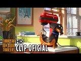 MASCOTAS Clip 'Buddy' (2016) - Animación ,Comedia HD
