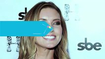 Audrina Patridge Shows Baby Bump in Mismatched Bikini (720p FULL HD)