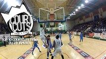 Top 10 CourtCuts FFBB du 23 janvier 2016