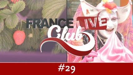 France Live Club #29 : agriculture « à la cool », amour 2.0 et une sœur de la Perpétuelle Indulgence
