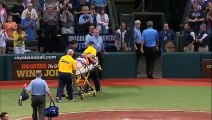 Worst Baseball Injuries Part Two (HD) - Dailymotion Video