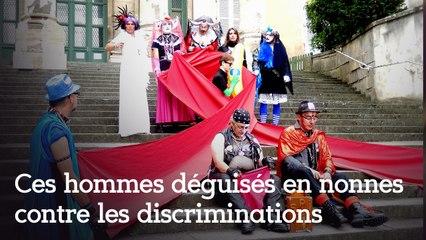 Ces hommes déguisés en nonnes pour lutter contre les discriminations