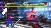 TEKKEN TAG TOURNAMENT 2 Wii U Edition : TEKKEN BALL Mode Walk-through with FilthieRich !