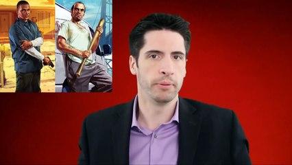 Grand Theft Auto V game review