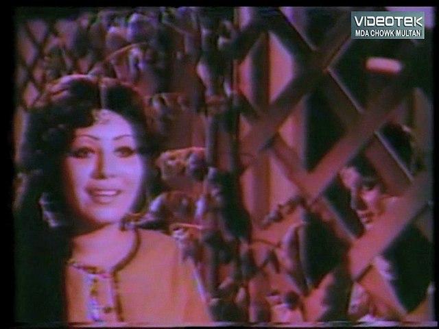 Shor Shor Mach Gaya - Na Chhura Sako Gay Daman - Original DvD Noor Jehan in 70s Vol. 1