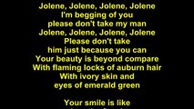 Dolly Parton – Jolene Lyrics