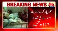 Tharparkar 117 Children died in a month