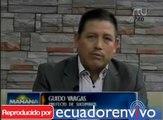 Prefecto de Sucumbíos comenta situación económica y política de la provincia