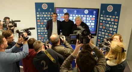 Présentation Frédéric Hantz, nouvel entraîneur du MHSC