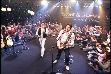 Don & Juan cantam grandes sucessos da viola sertaneja 1/2