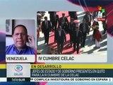 Miguel Jaimes: CELAC defenderá a los pueblos que la conforman