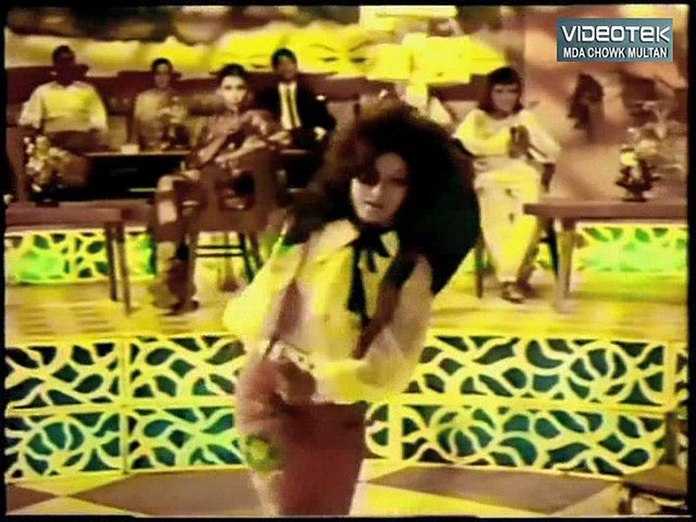 Aaj Pehli Baar Maine Pi - Do Badan - Original DvD Noor Jehan in 70s Vol. 1