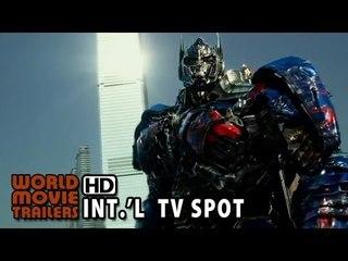 Transformers: Age of Extinction International TV Spot - Destroyer (2014)