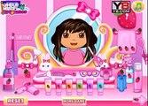 Dora l'Exploratrice en Francais dessins animés Episodes complet   After Term Begins Dora Haircuts CG  Fun Fan FUN Videos