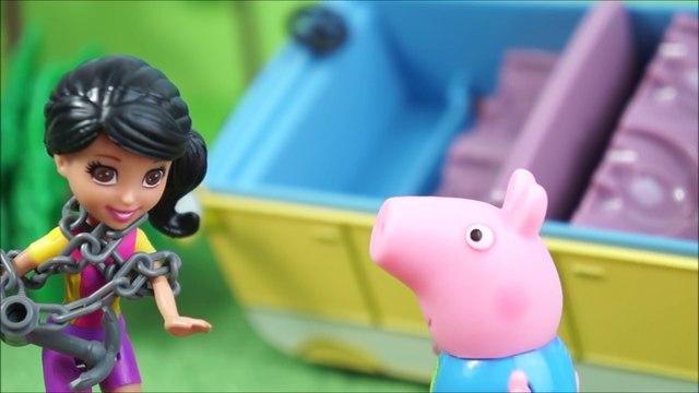 Pig George da Família Peppa Pig Prende Letícia Peppa Pig spiderman dora Giant Play Doh Surprise Egg && - Play Doh Suprise Toys Play Game With Peppa Pig Cartoon videos Dora - Barbie - Tom And jerry And More Kinder Surprise Eggs _& Abc Song Alphabet  K