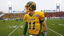 Carson Wentz Looks NFL-Ready