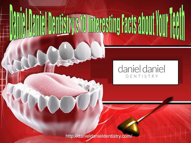 Daniel Daniel Dentistry Blog and Review