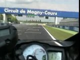MAGNY COURS 28-29 AVRIL 2007 GSXR 750 K6 8 SESION 2-2