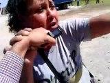 GNB reprimió protesta de trabajadores de la Alcaldía del Alto Apure