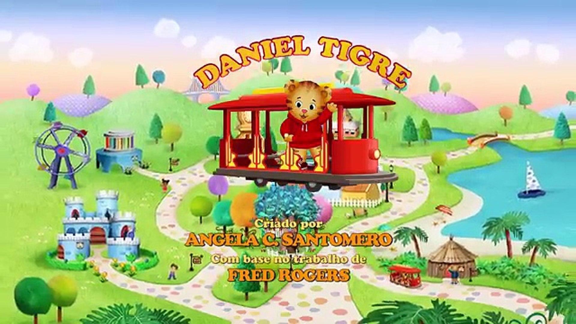 Daniel Tigre Em Portugues 2 Horas De Daniel Tigre Hd