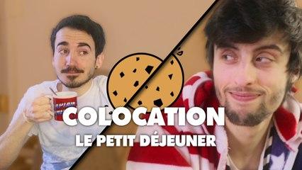 COLOCATION - Le Petit Déjeuner
