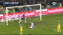 1-1 Vincent Vermeij Goal Holland  Eredivisie - 27.01.2016, De Graafschap 1-1 ADO Den Haag