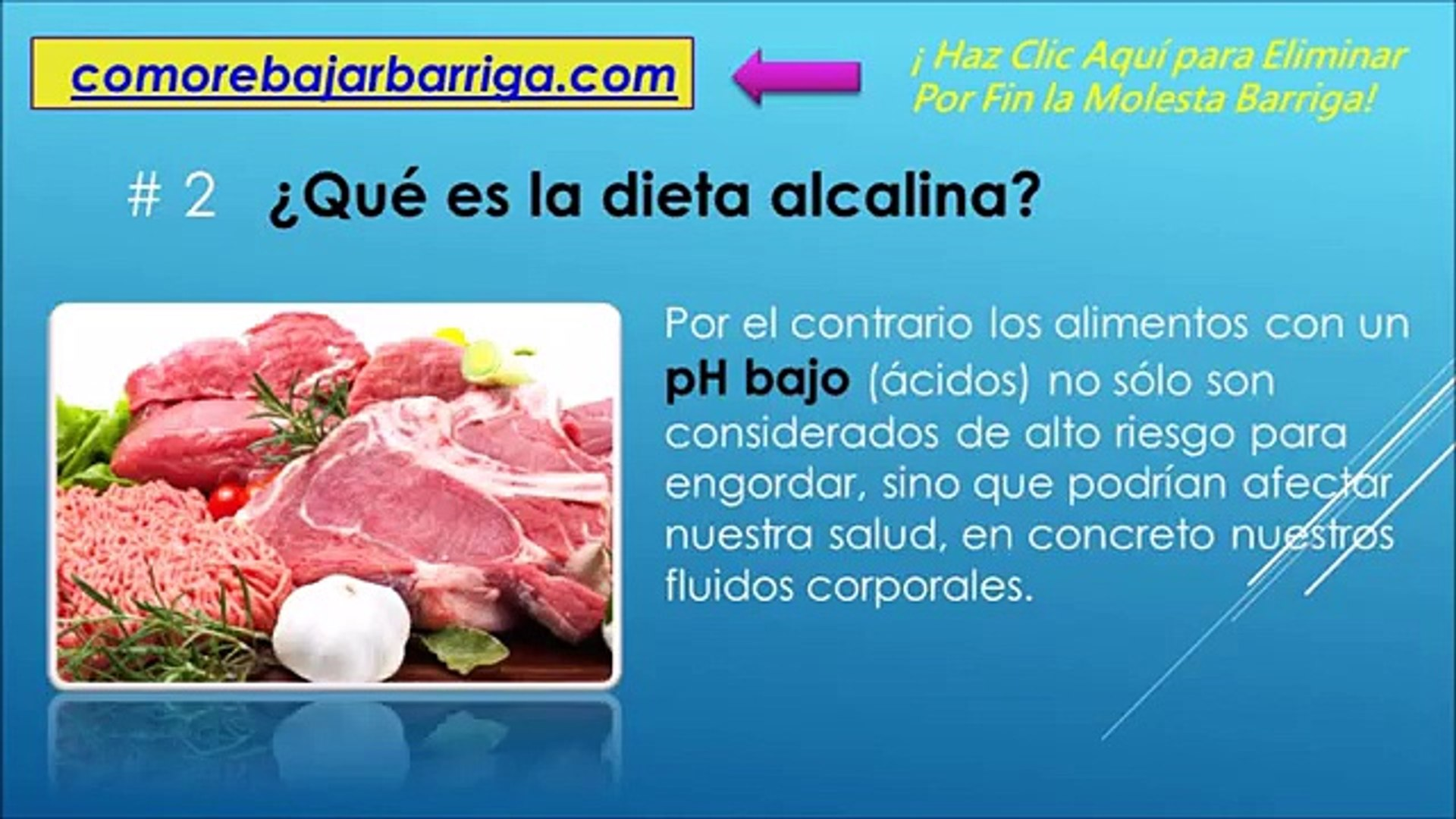 DIETA ALCALINA PARA ADELGAZAR (sorprendentes beneficios)