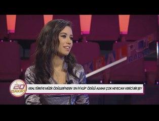 Tuğba Yurt - 20 Dakika (Kral Pop Tv)