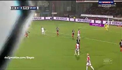 Luciano Narsingh Goal HD - Excelsior 0-3 PSV - 24-01-2016 Eredivisie