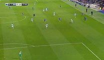 All Goals HT - Manchester City 1-1 Everton - England - League Cup 27.01.2016