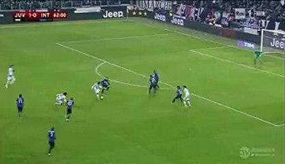 Álvaro Morata Super Goal HD - Juventus 2-0 Inter 27.01.2016 HD
