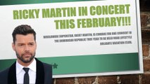 Lifestyle Holidays Vacation Club Highlights Ricky Martin Concert this February