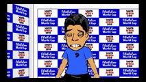 LUIS SUAREZ BITE by 442oons (Suarez Evra Ivanovic football cartoon) Seven Sins of Suarez