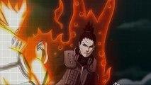 Naruto Distributes Nine Tails Chakra to Allied Shinobi Forces Naruto Shippuden