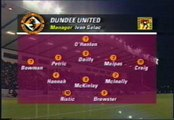 Clyde 1 Dundee United 5 (1994/95)