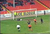Dundee United 2 Partick Thistle 0 (1994/95)
