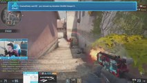 CSGO: CT Camouflage too strong [JW Stream] - video dailymotion