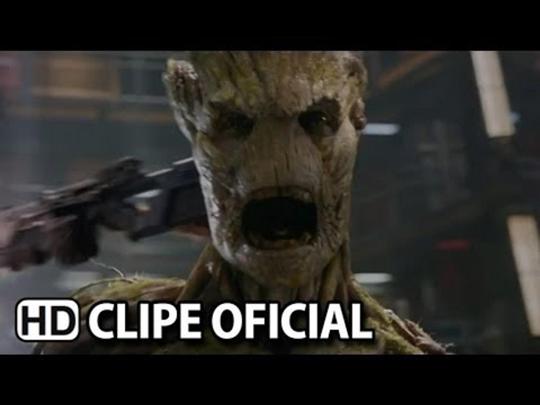 Guardiões da Galáxia Clipe - Conheça