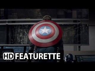 Capitão America 2: O Soldado Invernal Featurette - Conspiração Legendado (2014) HD