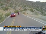 Road rage at South Mountain terrifies bikers