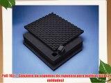 Peli 1611 - Conjunto de espumas de repuesto para maleta 1610 (5 unidades)
