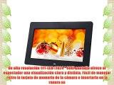 Andoer? Marco digital 10 HD TFT-LCD Marco de foto ?lbumes Digital Marco digital de 10 pulgadas