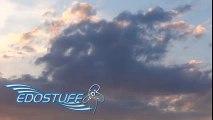 Strong Crosswind Landing - Croatia Airlines Airbus A320-214 - Split Airport LDSP/SPU  Crosswind Landing