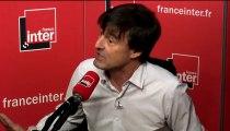 """Nicolas Hulot : """"Je suis toujours étonné qu'il y ait tant de gens qui veuillent être président de la République"""""""
