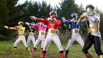 (FAN MADE) PRSM: Rangers vs. Extra Rangers 1 (Lost Galaxy Tribute)