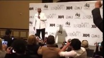 Steve Harvey Press Conference Miss Universe 2015 Mistake Miss Colombia Philippines Pia Wur