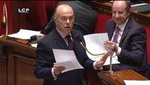 Assemblée : Cazeneuve se moque de sa taille et de celle d'Eric Ciotti
