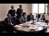Caserta - Appalti Esercito, arrestati due ufficiali e un imprenditore (27.01.16)