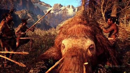 Far Cry Primal : Gameplay exclusif 1/4 de Far Cry Primal